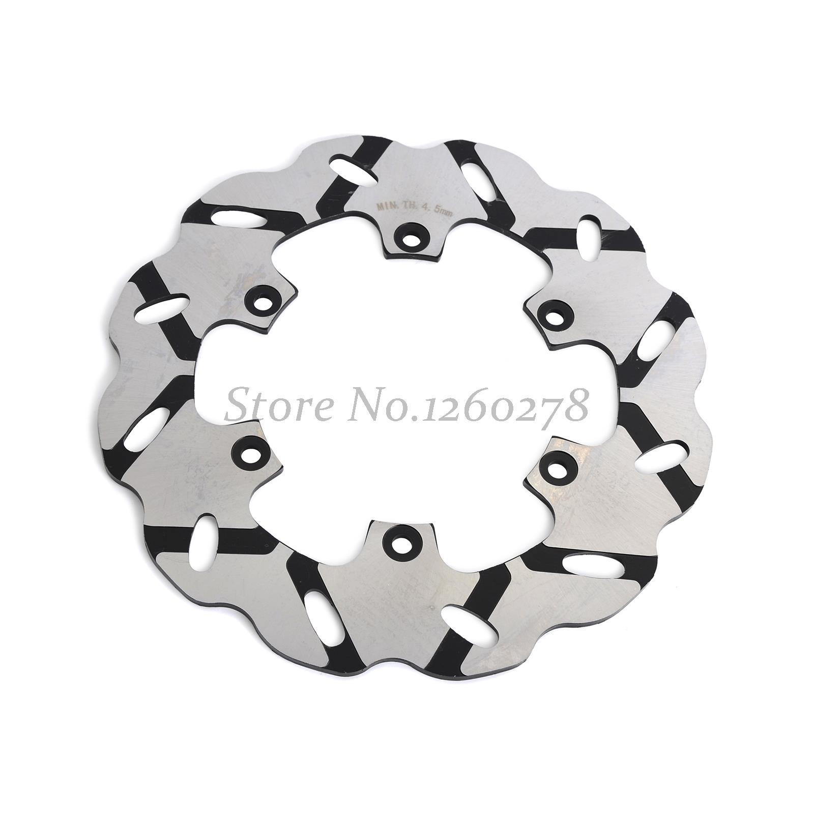 Motorcycle Rear Brake Disc Rotor For Yamaha RZ 250 R 1AR 1XG 29L