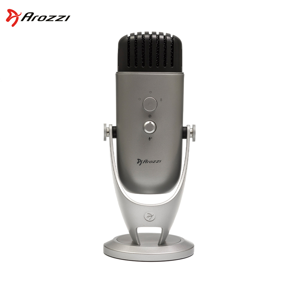 Arozzi Colonna Streaming and Gaming Computer Studio Microphone microphone input