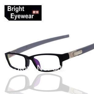 O Envio Gratuito de mais vendidos Dos Homens Do Esporte Mulheres PC Pequeno Aro Óculos Ópticos Prescrição Óculos RX Quadro UV400 B2218 23g