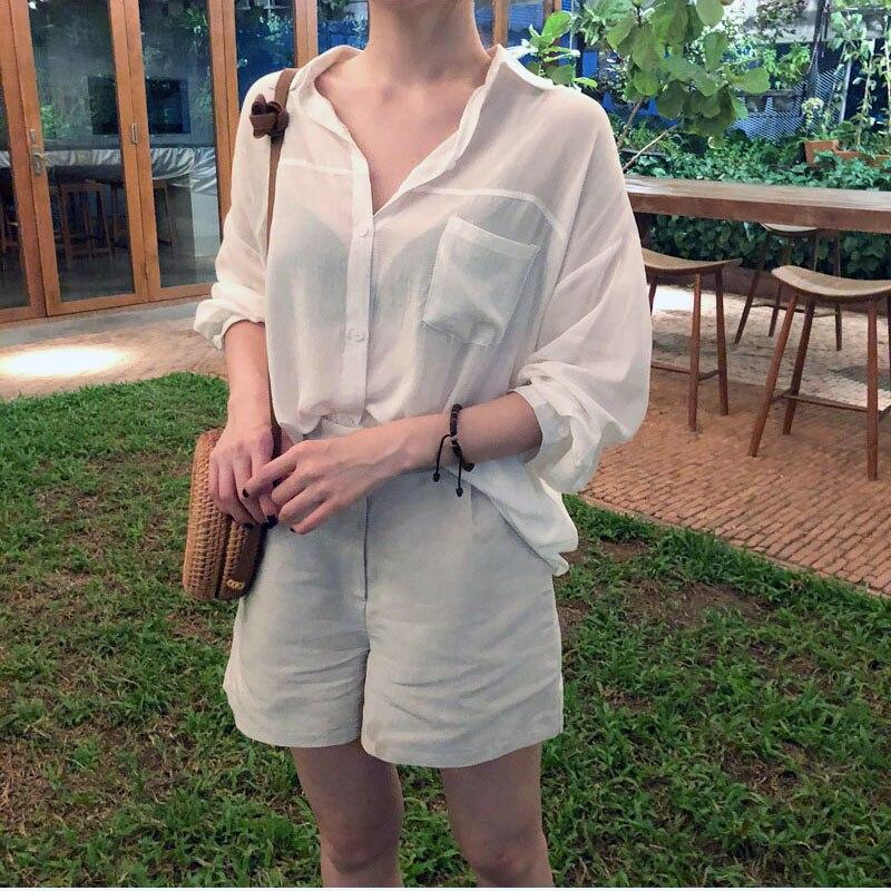d507a2934dc BOBOKATEER плюс размер блузка женская рубашка белая сорочка femme Длинные  рукава женские топы и блузки рубашки
