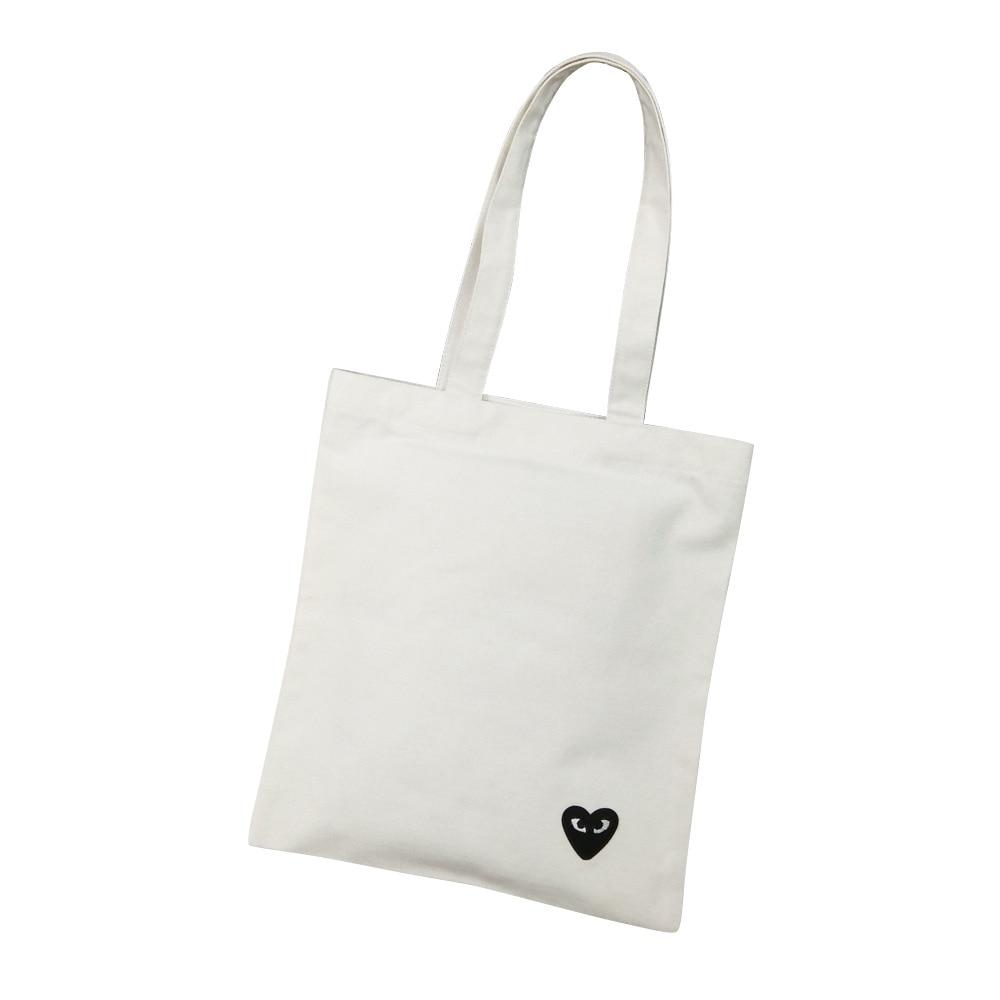 shopping bag High-Quality Women Men Handbags Canvas Tote bags Reusable Cotton grocery High capacity Shopping Bags