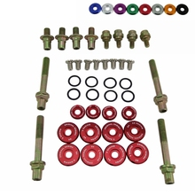 Racing HOSO B Series Vtec Low Profile Valve Cover washers and bolt for honda B Series
