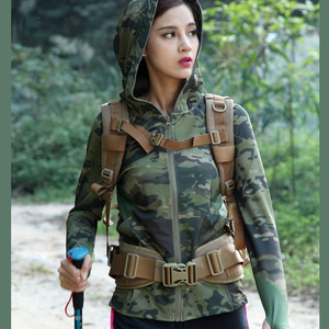 Outdoor Military Camouflage Qu