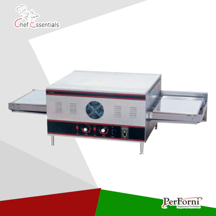 12 Electric Conveyor pizza oven/tracked pizza oven/pizza machine /pizza oven pfml nb400 stainless steel high temperature deck baking pizza oven machine for pizza shop