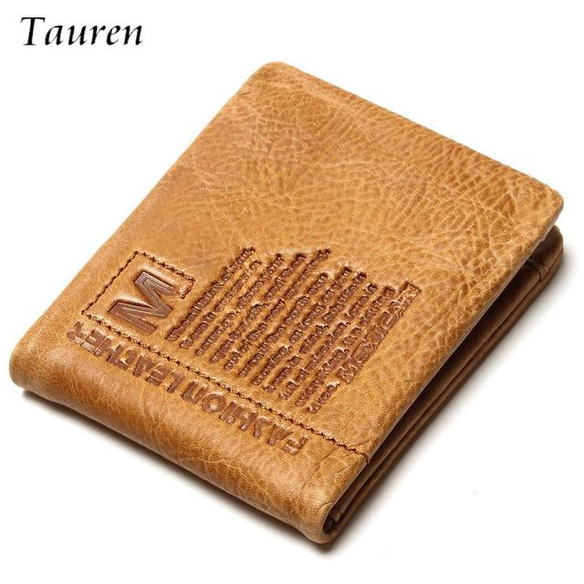 Individuation High-Quality Unisex Wallet Fashion Design Genuine Leather Practical Women Purse Men Black Wallets Hasp Zipper