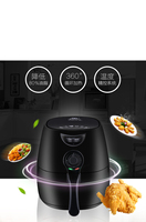 The Five Generation Of Large Capacity Intelligent French Fries Without Oil Electric Deep Fryers