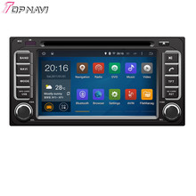 Quad Core Android 5.1 Car DVD For TOYOTA RAV4/FJ CRUISER/HIACE/LAND CRUISER/YARIS With Wifi BT Map 16 GB Flash