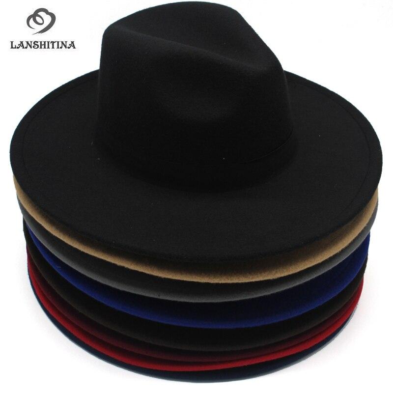 Compra fedora black y disfruta del envío gratuito en AliExpress.com 664b5ca7763