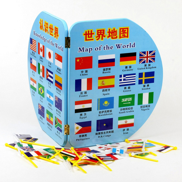 New arrival for children early education toys map of the world new arrival for children early education toys map of the world puzzle jigsaw flag puzzle toy gumiabroncs Choice Image