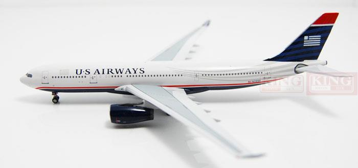 Aeroclassics all American Airlines N290AY 1:400 A330-200 commercial jetliners plane model hobby aeroclassics all american airlines n290ay 1 400 a330 200 commercial jetliners plane model hobby