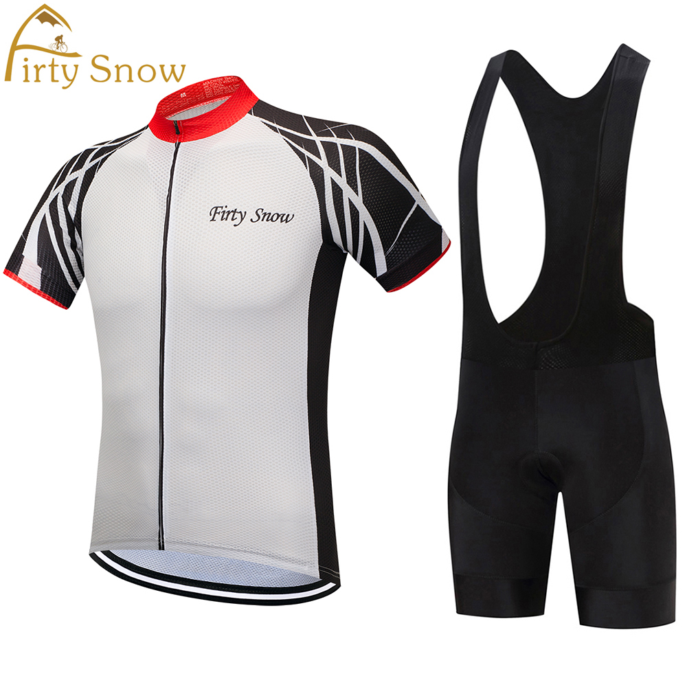 Firty snow Men Cycling Sets Mtb Jersey Mountain Bike Clothes Ropa Ciclismo 2017 Maillot  ...