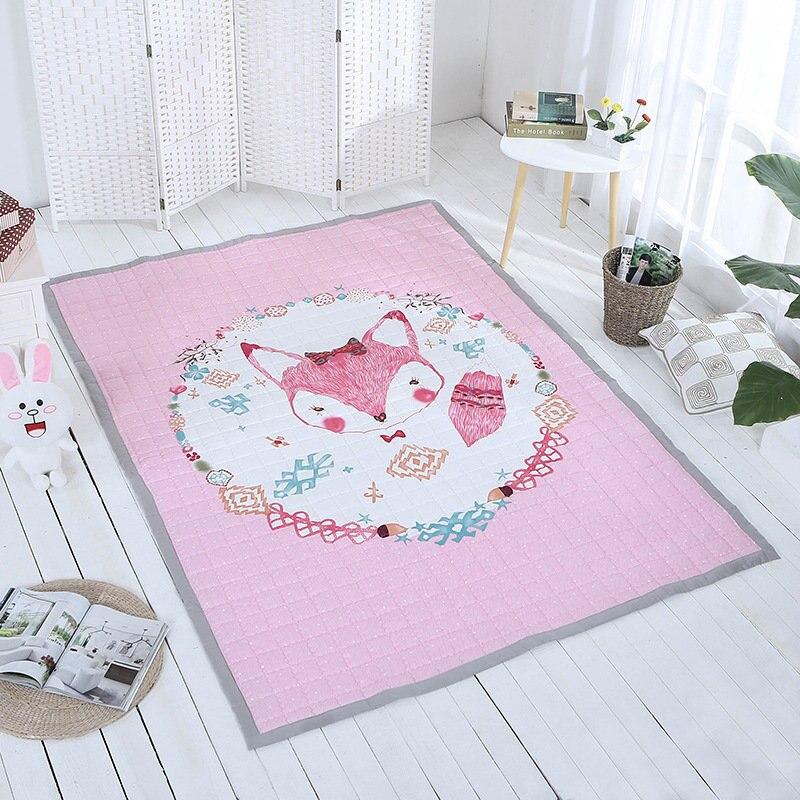 1.5*2 m amical à la peau bébé ramper tapis enfants jouer jeu tapis tapis de sol pour enfants chambre enfants anti-dérapant tapis tappeti