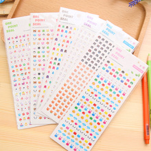 Cute Diary Sticker Nail Phone Mini