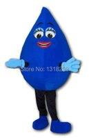 קמע תחפושת קמע טיפת מים הכחולה ערכות נושא mascotte קרנבל תחפושת פנסי תלבושות קוספליי