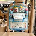 Высокое Качество Динозавров Автокресло Организатор Rangement Организатор Multi-карманный Путешествия Хранения Мумии сумки прекрасный Мультфильм Висит Сумка
