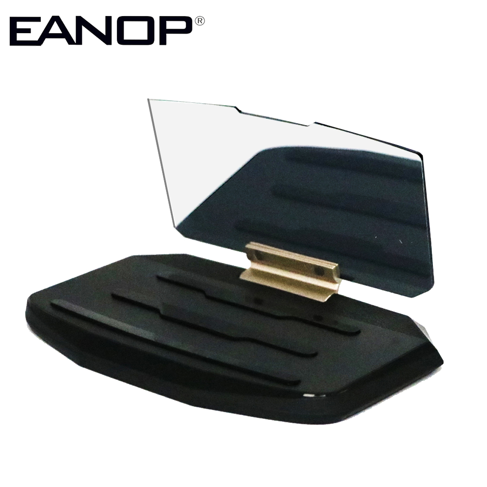 EANOP HUD Head Up Display Holder For Smartphone With Speed Projector  Auto Accessorie