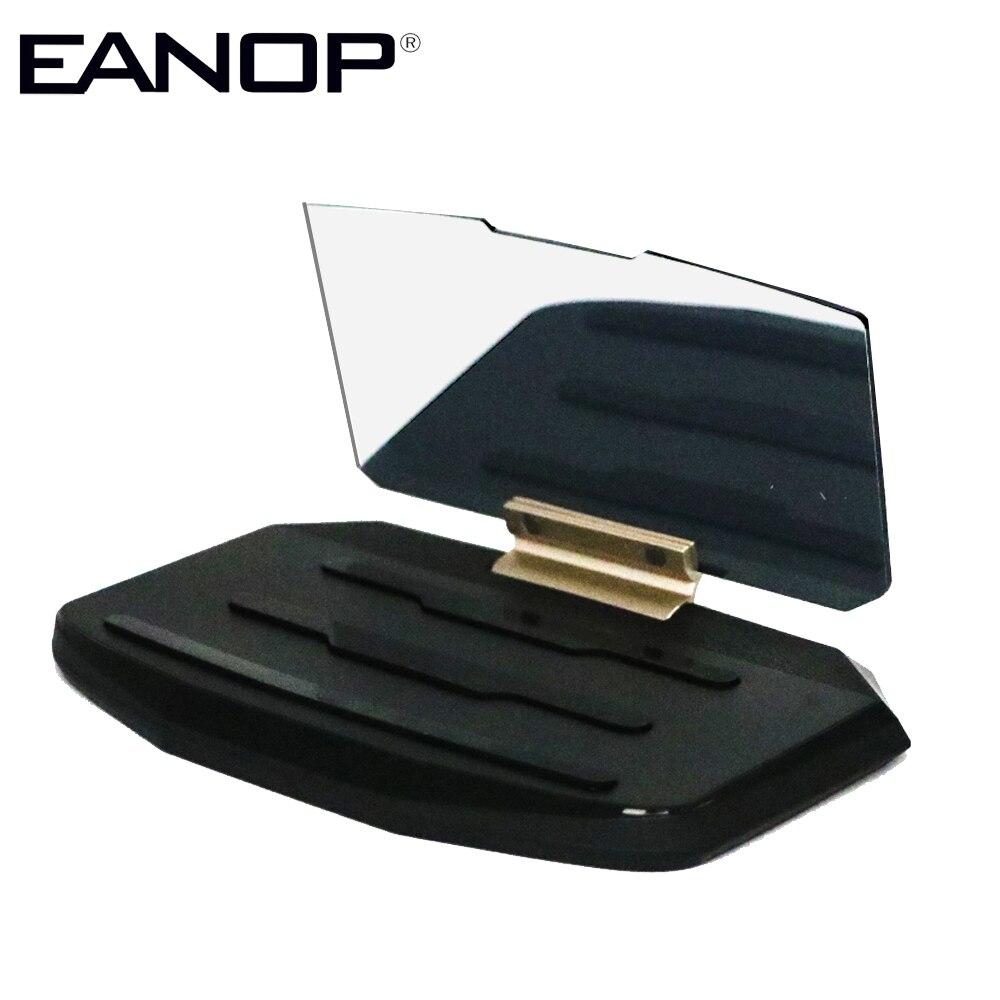 imágenes para EANOP HUD Head up Display HUD Proyector Soporte GPS O-HUD para Ford Volkswagen Renault Chevrolet cruze Peugeot