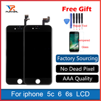Grade AAA Quality LCD Display Screen For IPhone 6S 6 5c 3D Touch Screen Digitizer Assembly