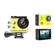 Hot ! H9se action camera Ultra HD 4K WiFi cam 1080P/60fps 2.0 LCD Helmet Cam go pro style waterproof sportsport camera vs sj cam