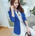 New 2016 Women Blazer and Jackets Plus Size Women Clothing Spring Jacket Coat Suit Blazer Brand Women Blaser Feminino Blusas