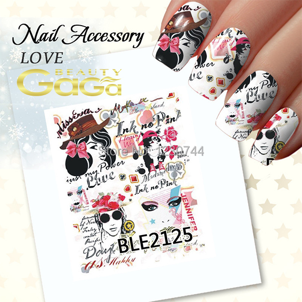 Valentine S Day Nail Art Stickers