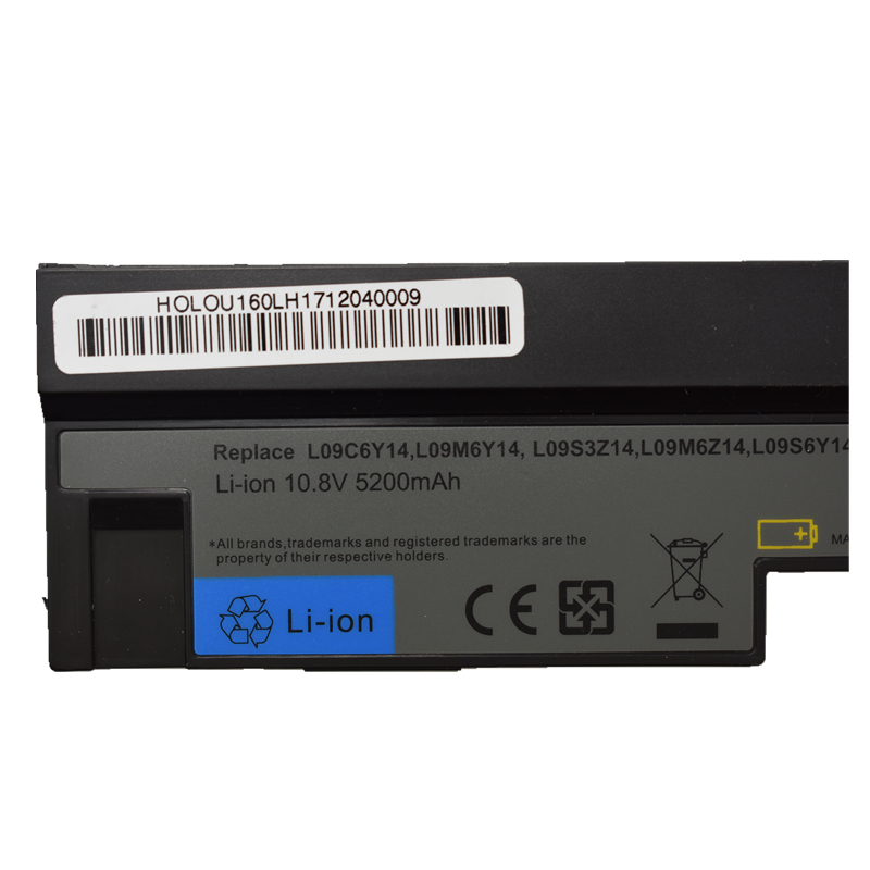 HSW laptop battery for Lenovo IdeaPad S100 S10 3 S205 S110 U160 S100c battery S205s U165 L09S6Y14 L09M6Y14 notebook battery in Laptop Batteries from Computer Office