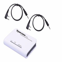 Surcome SR 628 Cross Band Duplex Repeater Controller for TYT Baofeng Ham Walkie Talkie with 2 connection cables