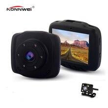 2.4 дюймов 1080 P Full HD Автомобильный Камера Регистраторы Автомобильные видеорегистраторы 140 градусов ЖК-дисплей Дисплей тире Камера Авто видеокамеры