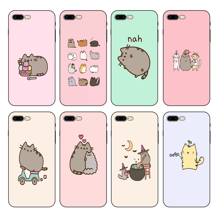coque iphone 6 pusheen