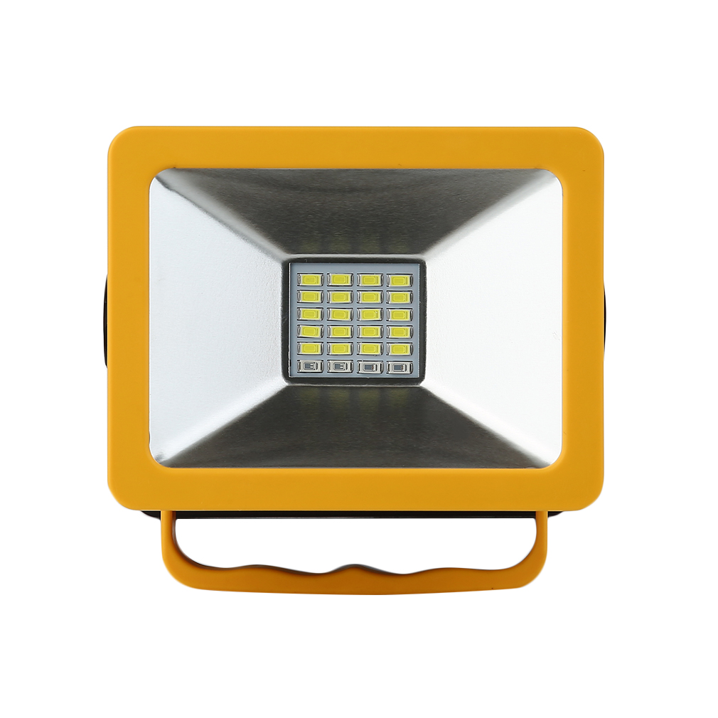 15W Waterproof IP65 Rechargeable LED Flood light 5V Spotlights Emergency Light --M25