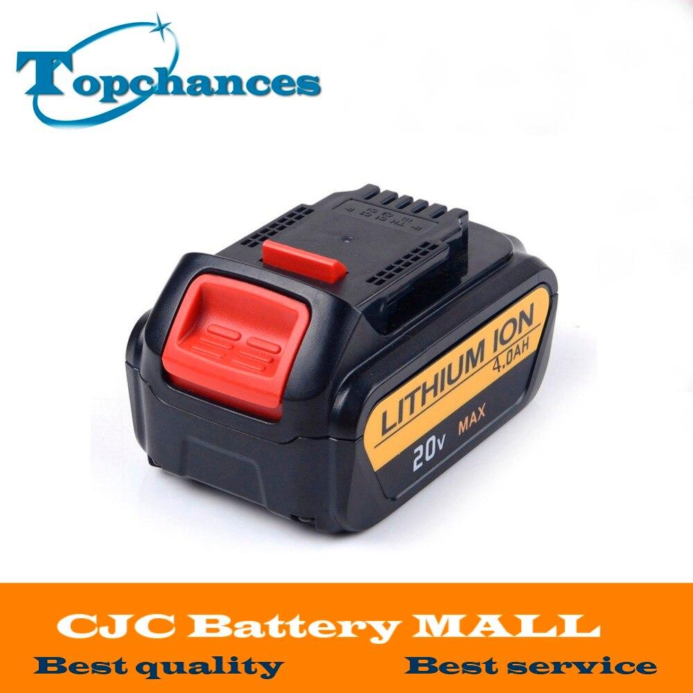 High Quality 20V 4000mAh Battery font b Power b font font b Tools b font Batteries