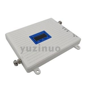 Image 5 - トライバンドリピータ GSM 900 + DCS/LTE 1800 + WCDMA 2100 Mobiel 信号ブースター 2 グラム 3 グラム 4 グラムネットワーク携帯信号アンプアンテナキット