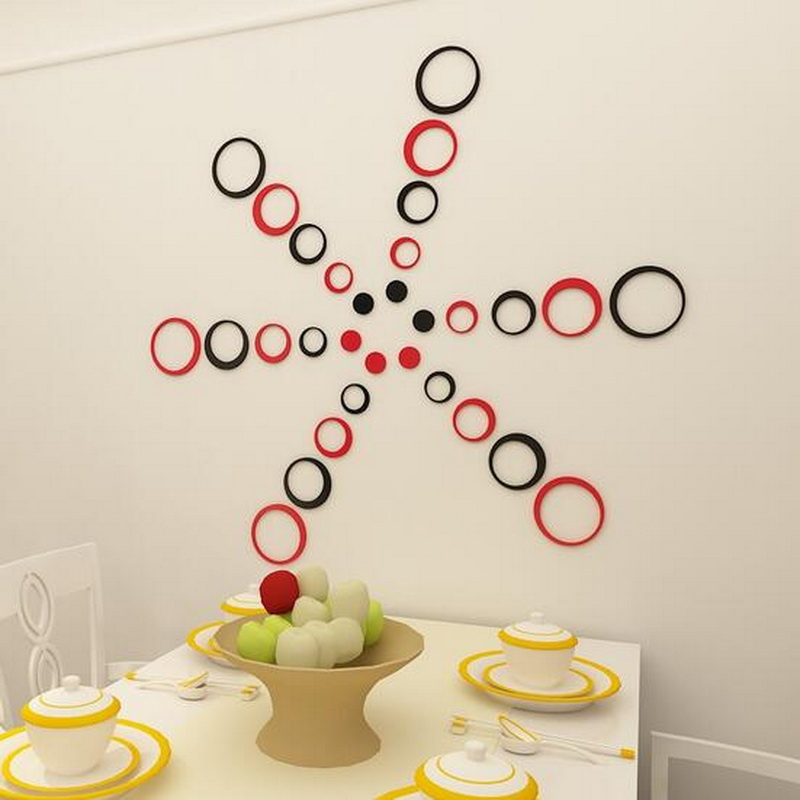 Circle Wall Decor wooden circle wall decor promotion-shop for promotional wooden