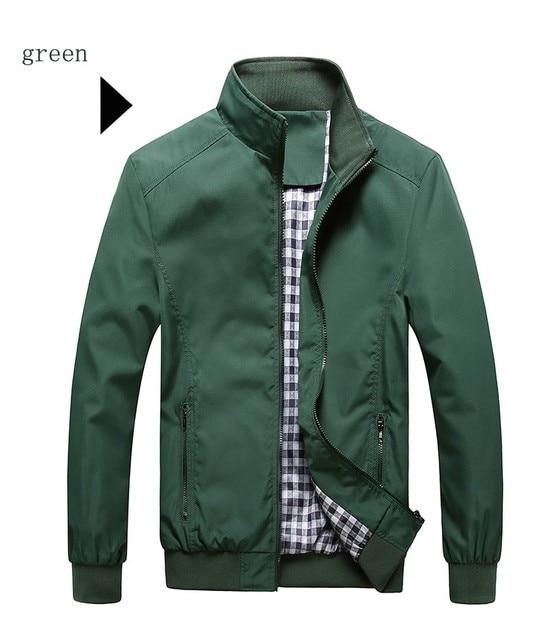 Men's Fashion Casual Sportswear Bomber Jacket 31