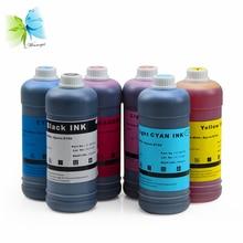 Winnerjet 6 color 1000ml/bottle Dye ink for Epson D700 printer