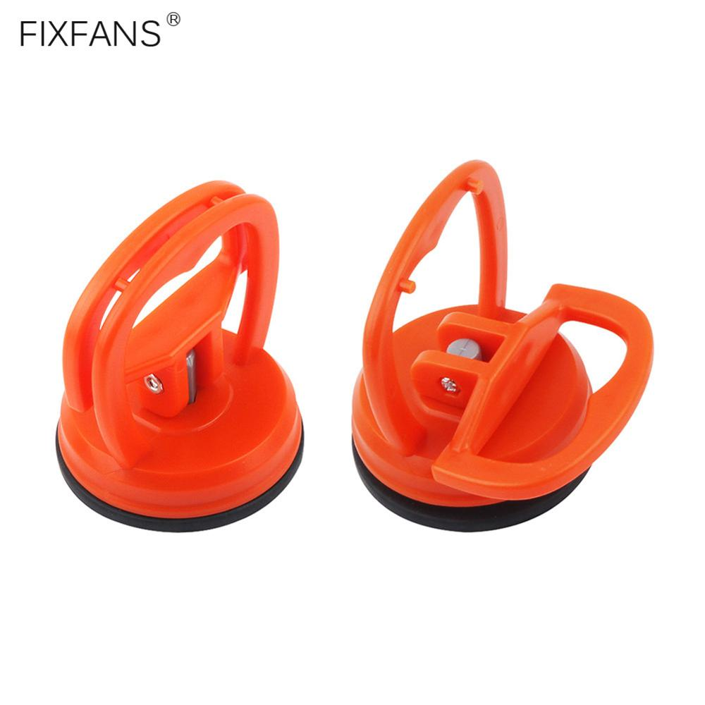 FIXFANS 2Pcs Heavy Duty Strong Suction Cup LCD Screen Opening Tool for iPhone iPad iMac MacBook Screen Removal Repair Tools Kit image