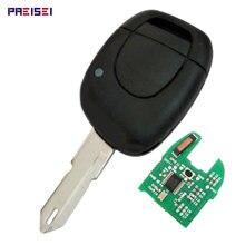 Preisei черный 1 кнопочный автомобильный пульт дистанционного