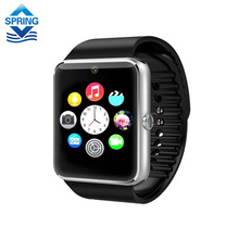 Smart Watch gt08 smart wearable devices With Sim Card Bluetooth Connectivity for Android Phone Smartwatch Watch
