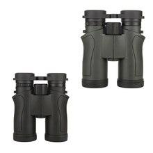 Компактный бинокль FIRECLUB HD 8X42 для наблюдения за птицами, водонепроницаемый бинокль с функцией ночного видения, бинокль для путешествий и охоты