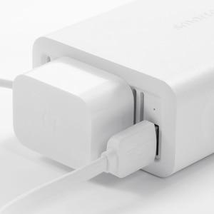 Image 2 - Youpin Smartmi 100W Di Động Sạc Xe Hơi Bộ Biến DC 12V Sang AC 220V 5V/2.4A Cổng USB Ô Tô Có Ổ Cắm