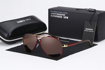 2020 HD Polarized UV 400 men's Sunglasses brand new male cool driving Sun Glasses driving eyewear gafas de sol shades with box 8