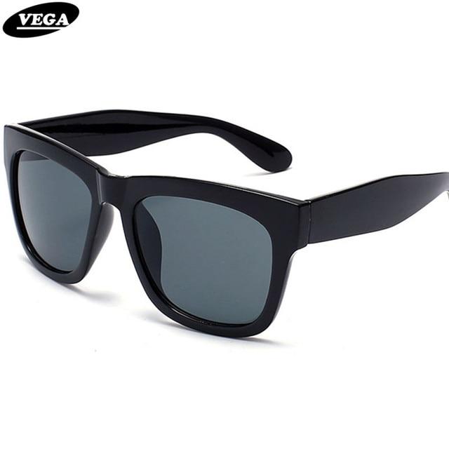 d0d9bd7a241067 VEGA Klassieke 70 s 80 s Vintage Bril Cool Hipster Rechthoekige Zonnebril  Gepolariseerde UV Bescherming Bril