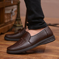 2016 Fashion PU Leather Soft Bottom Casual Shoes For Men Hot Sale British Style Solid Dress Men Loafers Slip On Moccasins Z147