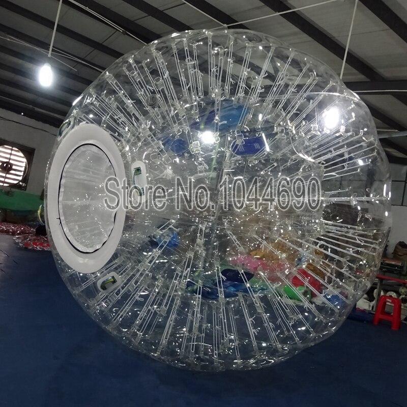 High-quality body zorbing balls,2.5m dia football ball for sale...