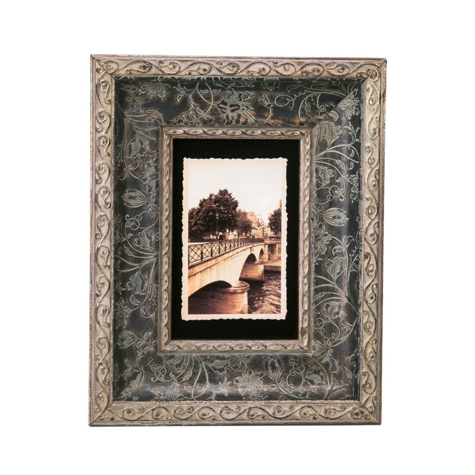 modern minimalist creative wood window frame artifacts wall table decor wooden retro photo frame for home