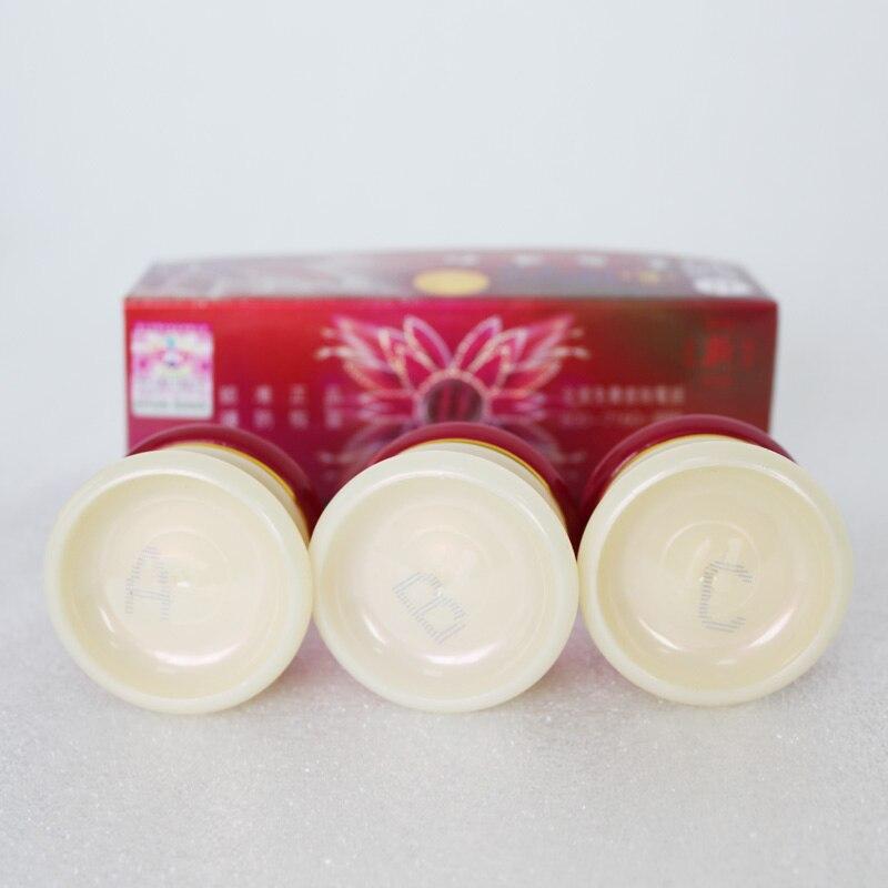 Yiqi Bellezza che imbianca copertina rossa effetto yiqi che imbianca la crema idratante stesso come immagine
