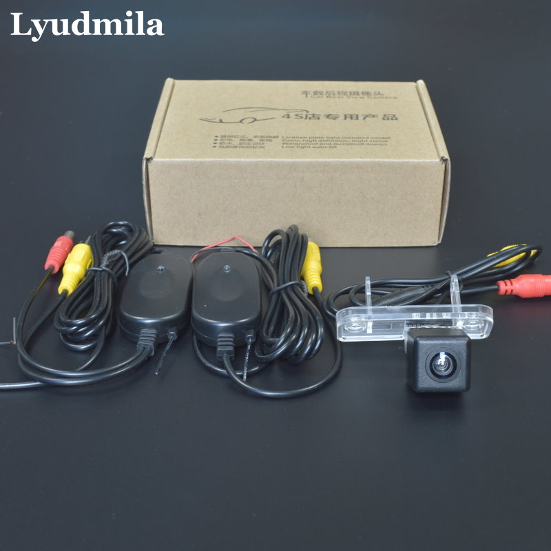 Wireless Camera For Mercedes Benz E Class W211 2002~2008 / Car Rear view Camera / Back up Reverse Camera / Easy Installation Mercedes-Benz A-класс