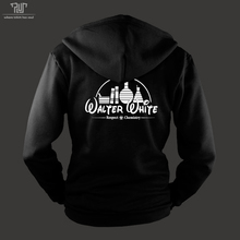 breaking bad walter white respect chemistry men unisex zip up hoodie organic cotton fleece heavy hooded sweatshirt Free shipping