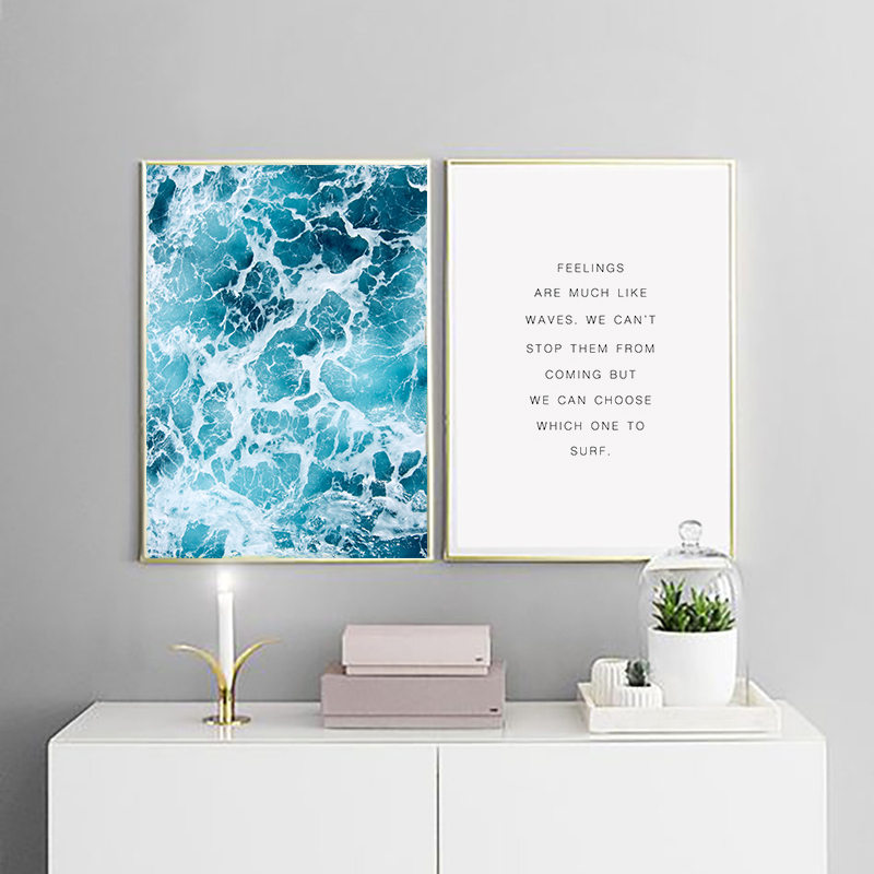 900d Posters And Prints Wall Art Canvas Painting Wall Pictures For Living Room Nordic Decoration