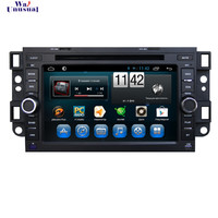 WANUSUAL 7 Car Styling Android 6.0 Car Radio Player for Chevrolet Aveo for Epica for Captiva GPS Navigation with BT WIFI 3G Map